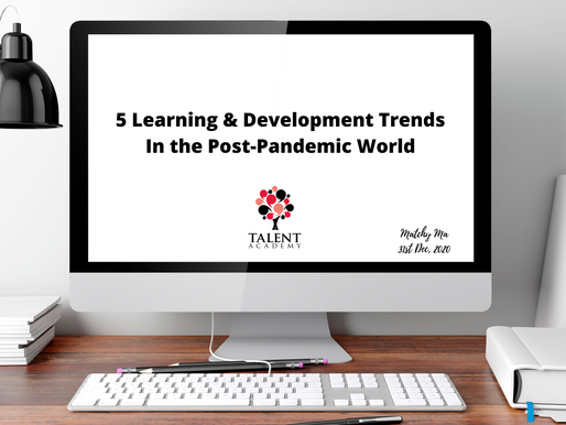5 Learning & Development Trends In the Post-Pandemic World
