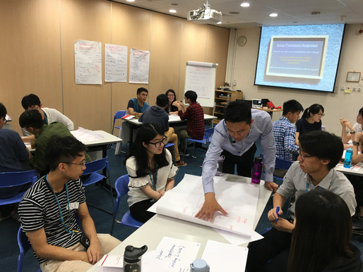 Taking Employees' Presentation Skills to the Next Level