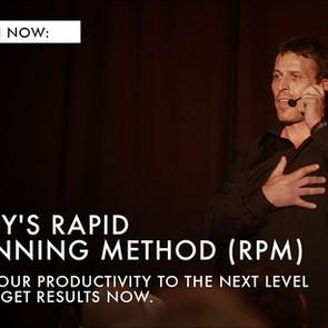 "Anthony Robin ""Planning Method"""