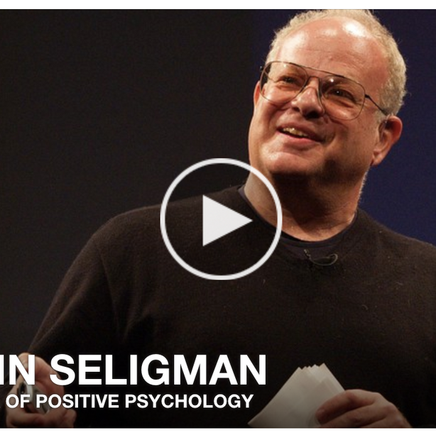 Dr Martin Seligman, Father of Positive Psychology, TED Talk