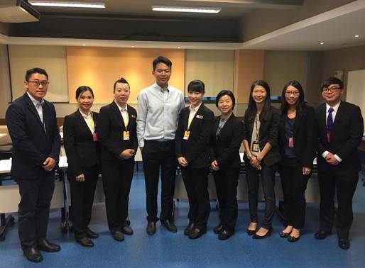 [ Hong Kong Retail Management Association Service & Courtesy Award ]