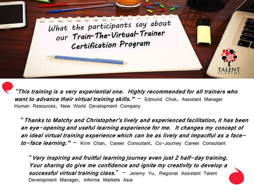 Reaching Another Milestone: A Successful Rollout of our TTVT Certification Program to the Public