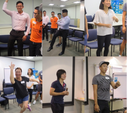 [ HKACEP Athlete Public Speaking Group Coaching ] Unleashing Your Potential in Public Speaking [ 香港運