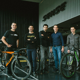 SENSE BIKE ANUNCIA COMPRA DA SWIFT CARBON GLOBAL