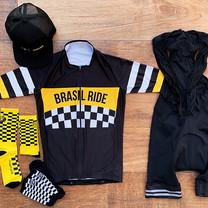 Brasil Ride lança coleção completa de vestuário disponível em sua loja virtual