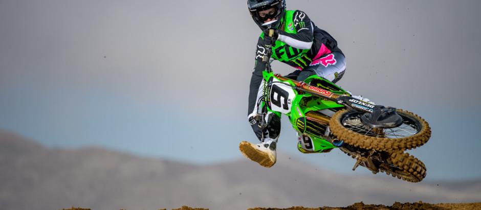 AMA Motocross - Cianciarulo e Ferrandis vencem 1a. bateria em Spring Creek