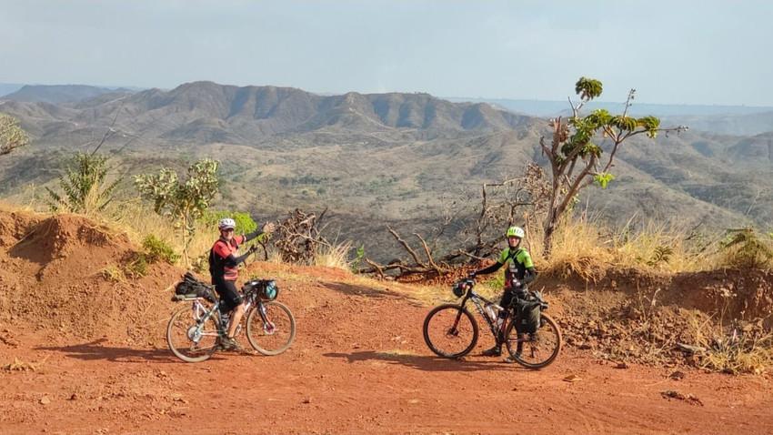 Cientistas pedalam 400 km pela conservação do Cerrado