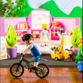 Caloi e Playmobil usam stop-motion para incentivar tempo em família