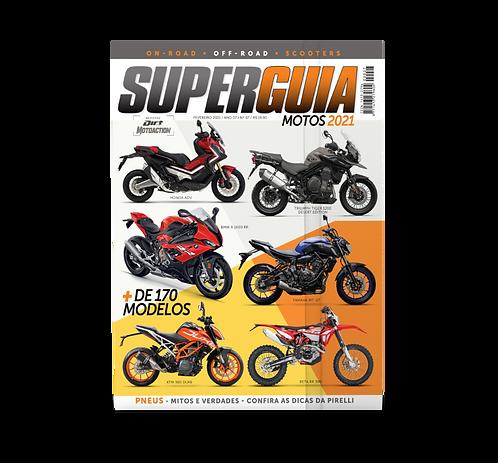 SUPER GUIA DE MOTOS | IMPRESSO