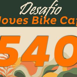 Noves Bike Café lança desafio online