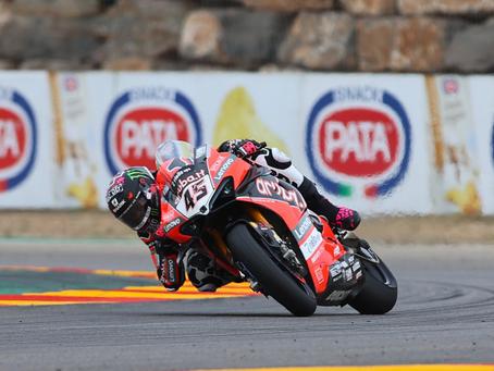 Mundial de Superbike - Redding da Ducati vence neste domingo