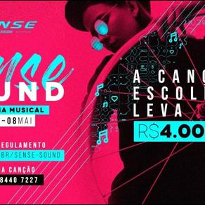 Sense Sound - Concurso musical da Sense Bike tem prêmio de 4 mil reais