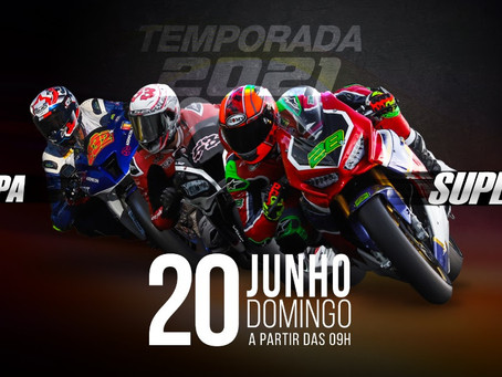 SuperBike Brasil - 2a. etapa acontece neste domingo