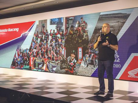 Marcos Monteiro - Gerente Geral Comercial da Honda