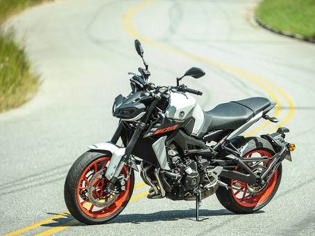 Road Test - Yamaha MT-09