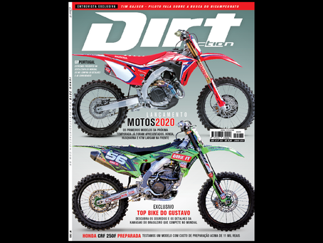 Nova Dirt Action - Edição de Junho