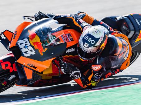 MotoGP - Miguel Oliveira vence na Espanha