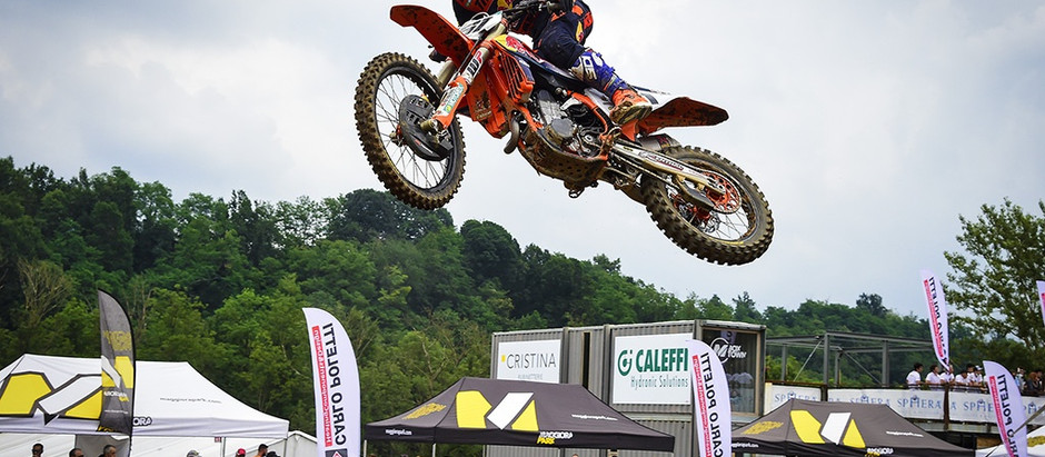 Mundial de Motocross - Prado vence 1a. bateria do GP República Tcheca