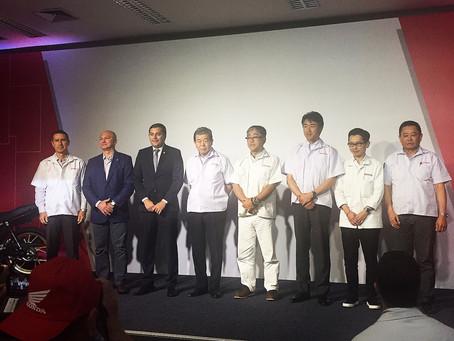 Honda vai investir 500 milhões de reais na fábrica em Manaus (AM)