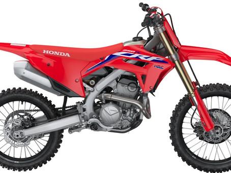 Honda CRF 250 2022