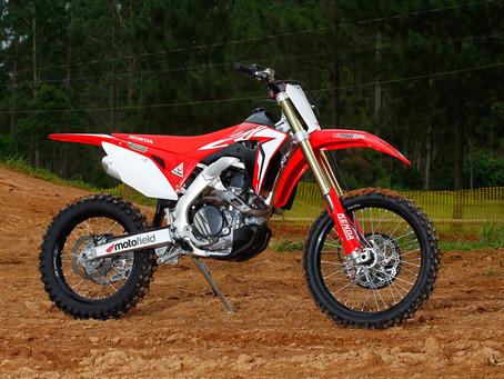 Honda CRF 450RX - Teste