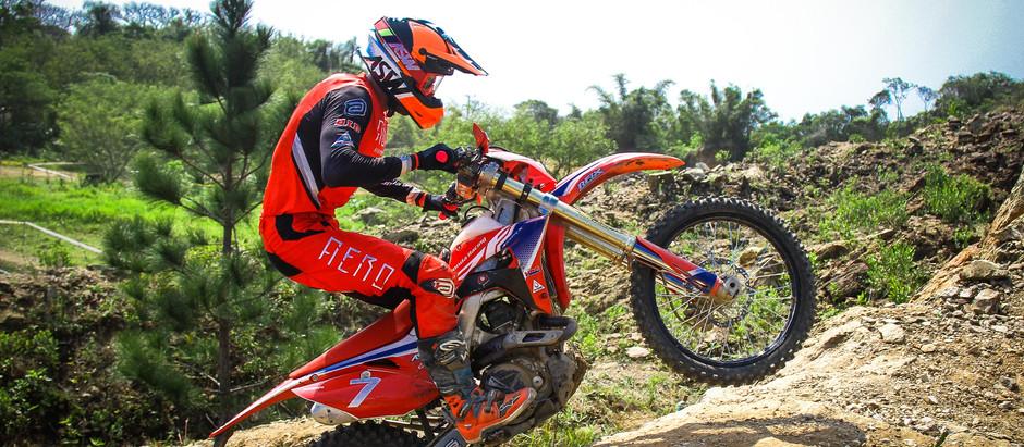 Honda Racing domina terceira etapa do Brasileiro de Enduro em Goiás