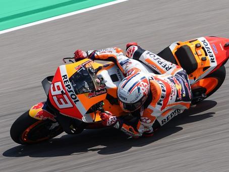 MotoGP - Marquez volta a vencer
