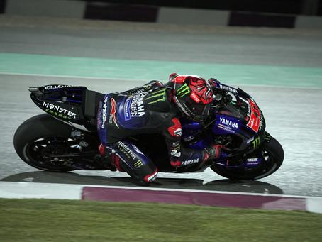 MotoGP - Quartaro é o mais rápido na França, e Granado faz a Pole