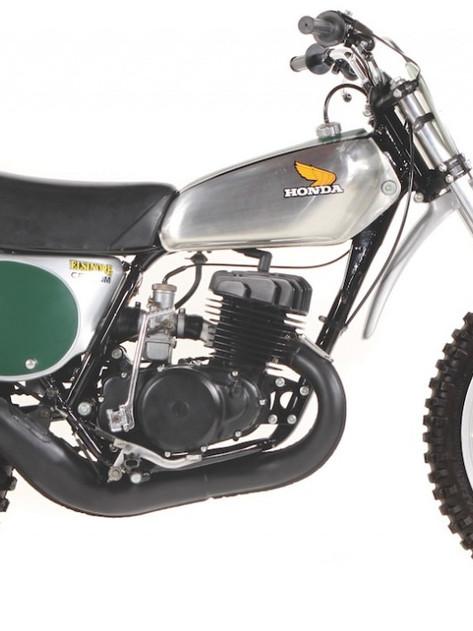 Honda CR250M Elsinore