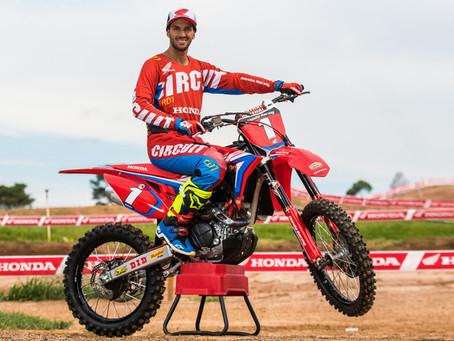 Jetro Salazar - Campeão brasileiro MX1 e MXElite