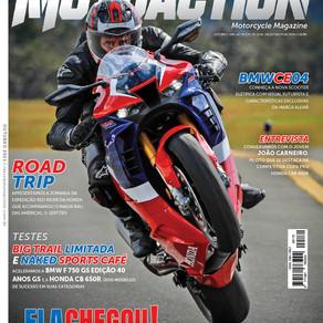 Nova Motoaction - Outubro