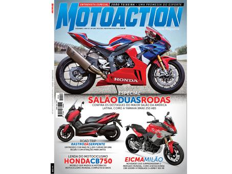 Nova Motoaction - Dezembro - Especial Salões