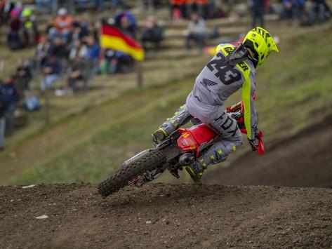Mundial de Motocross - Gajser vence na Alemanha e reassumi a liderança
