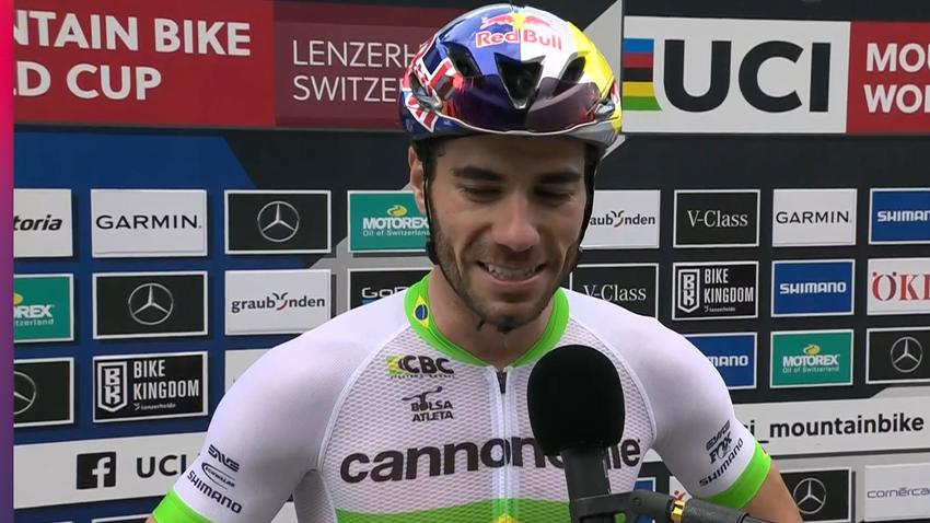 Avancini ganha o XCC na Copa do Mundo de Mountain Bike - UCI em Lenzerheide na Suiça