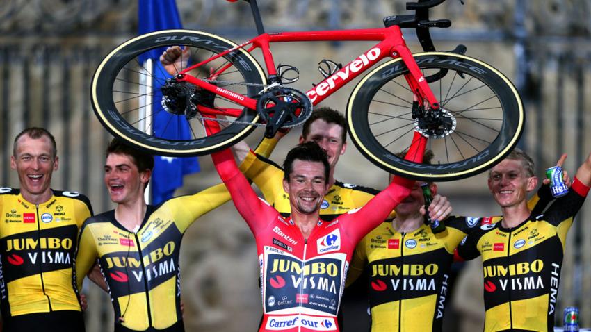 Primoz Roglic vence a Vuelta a España 2021