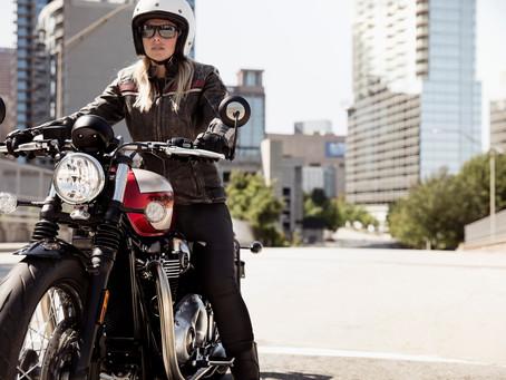 """Triumph """"Women For The Ride"""""""