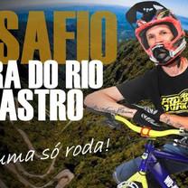 Recordista mundial em empinar bicicleta tem novo desafio na Serra do Rio do Rastro