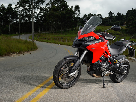 Ducati Multistrada 950 S - Teste
