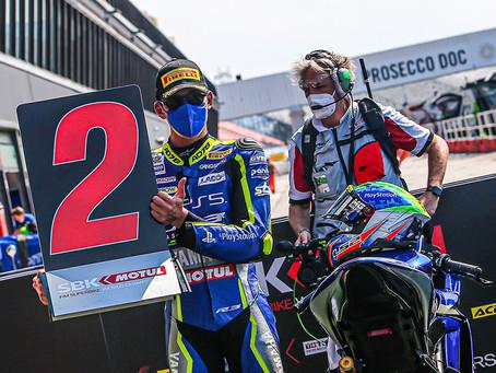 Brasil brilha no pódio do Mundial de Superbike 300