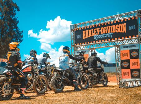 """Harley-Davidson - """"On Track"""""""
