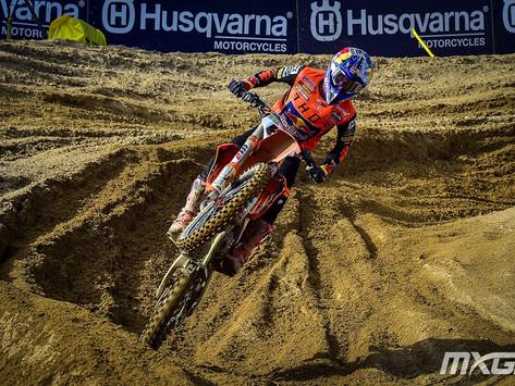 Mundial de Motocross - Vialle e Prado vencem 1a. bateria na Alemanha