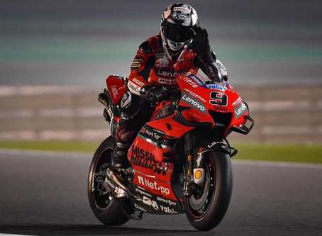 MotoGP - Petrucci vence na França