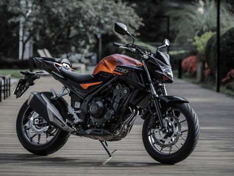 Honda CB 500F 2020 - Teste