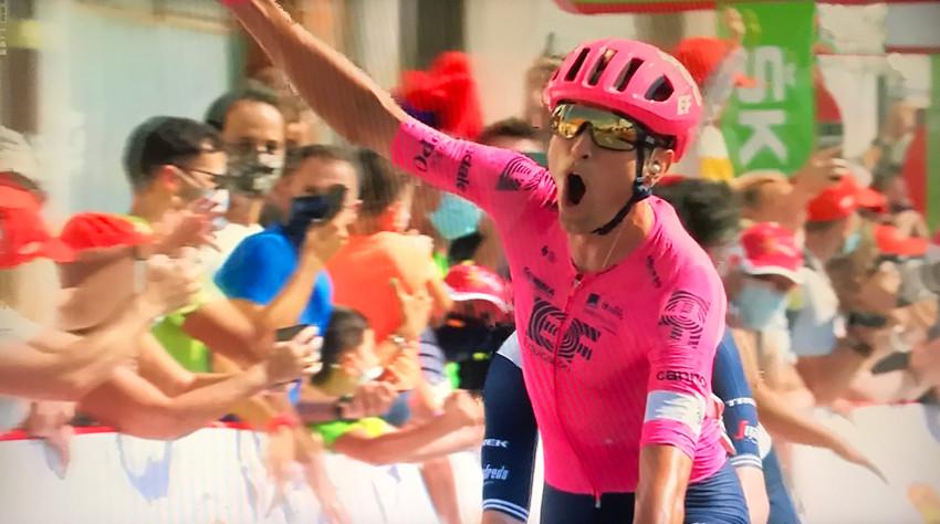 Vuelta a España: Cort vence sua terceira etapa em Monforte de Lemos