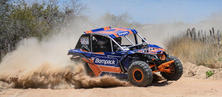 Equipe Bompack Can-Am vence Rally RN 1500