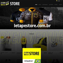 L'Étape Brasil by Tour de France lança loja virtual