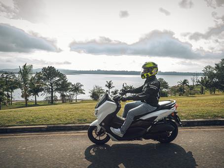 Road Test - Yamaha NMax 160 ABS