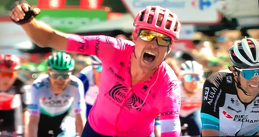 uelta a España: Cort obtém sua segunda vitória na  12ª etapa