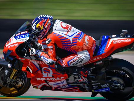 MotoGP - Zarco é pole no GP da Alemanha