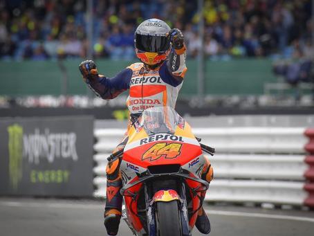 MotoGP - Pol é pole